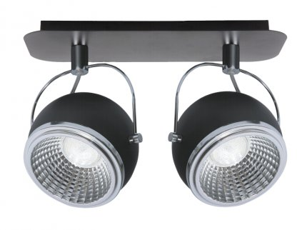 BALL LED listwa 2 x 5W GU10