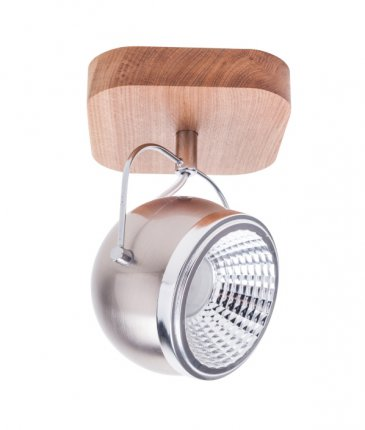 BALL WOOD LED